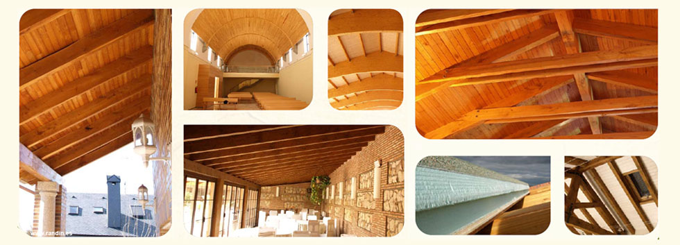 Somos especialistas en el trabajo con la madera